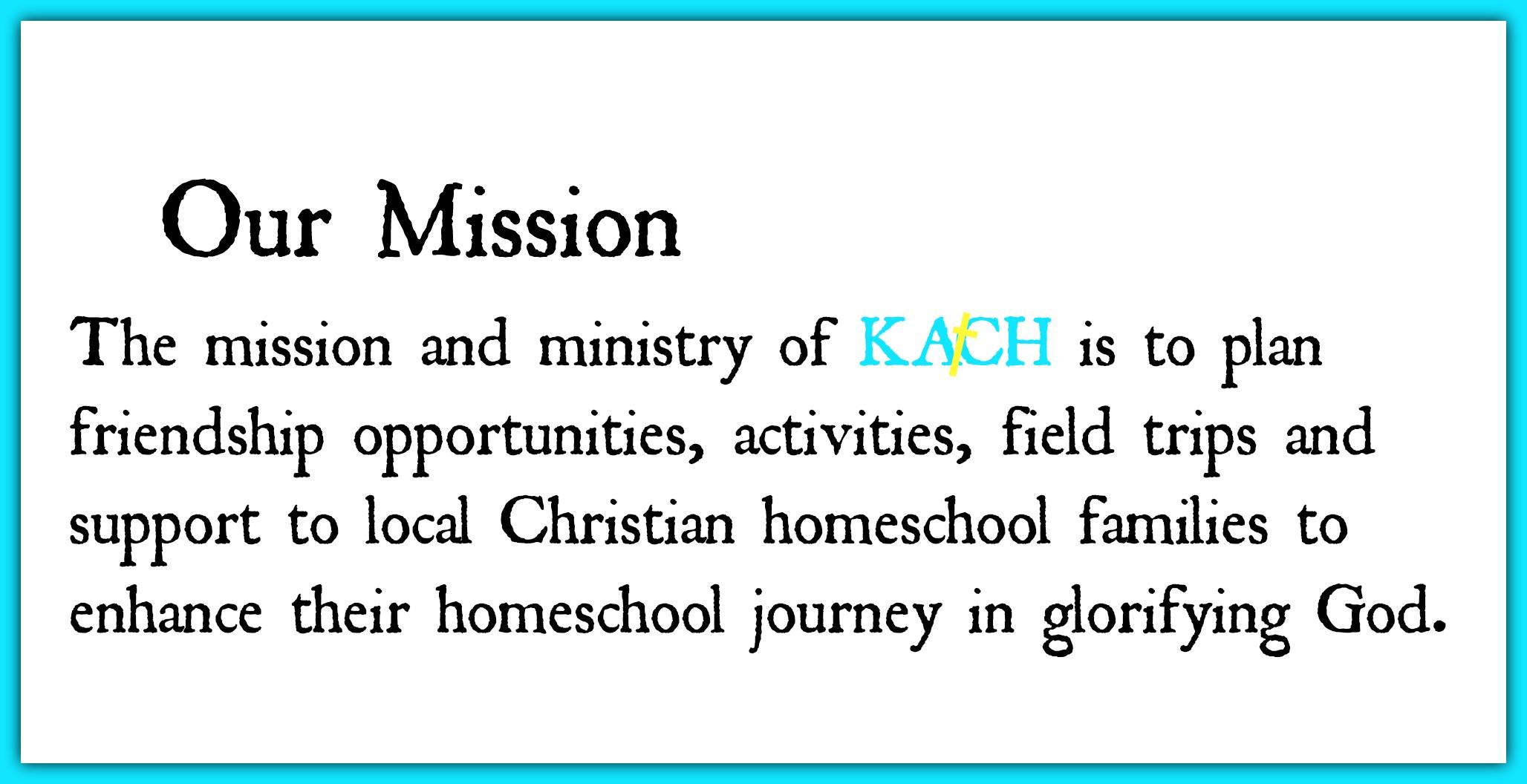 KACH mission